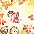 Yuki.a.p消しゴムはんこ さんの作品
