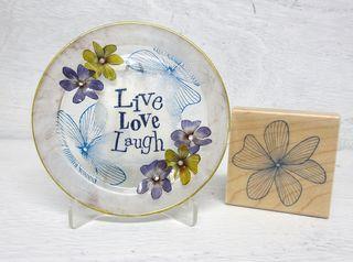 Flower Plate-4