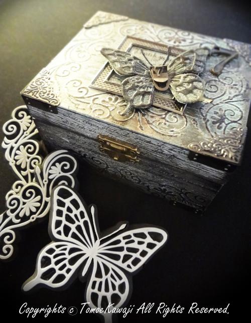 川治 講習サンプル・Butterfly Metal Box