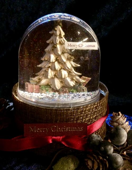 クリスマスステラドーム